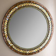 "24"" Mirror Bronze by Angie Heinrich"