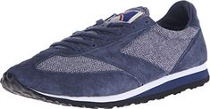 Brooks Heritage Womens Vanguard Navy Tweed Sneaker 95 B M -- For more information, visit image link.