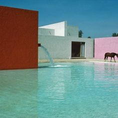 Mexican architect Luis Barragan's masterpeice home design
