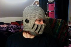 Looking for your next project? You're going to love A Knight's Helm by designer KitaCat.