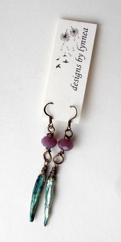 Pearls and Purple - $25