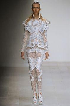 London Fashion Week: KTZ SS13