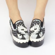 Custom Made Unicorn Uniform Shoes SP168309