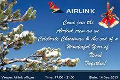INVITATION DESIGN - Corporate Christmas Party E-Invitation
