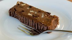 Sam Bannering's chocolate fudge cake:  It's a little bit rich, a little bit boozy, and a whole lot of fun to eat.