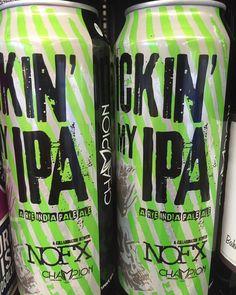 Bilderesultat for nofx beer