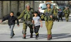 Israeli state considered the children of Palestine, its first enemy