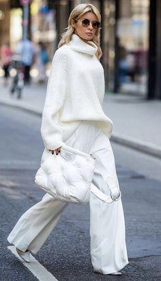 Die 30+ besten Bilder zu All White Look in 2020 | outfit