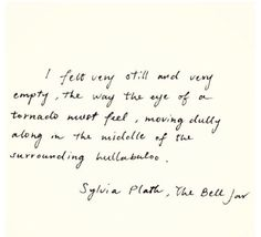 I may be in love with Sylvia Plath… but no one can prove anything.