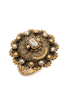 Alexander McQueen Alexander McQueen Jeweled Ring available at #Nordstrom