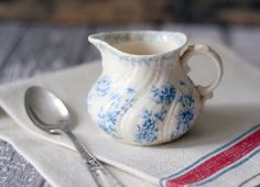 a sweet French vintage creamer
