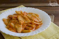 RICETTE VELOCI per il PRANZO della DOMENICA Rigatoni, Italian Cooking, Thai Red Curry, Gelato, Macaroni And Cheese, Nom Nom, Carrots, Lunch, Vegetables
