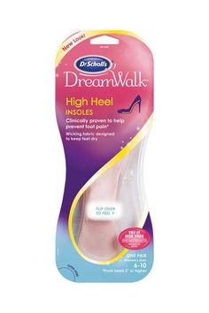 High heel survival guide: the products and tips to help you last an evening in heels.