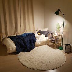 Home Interior Company .Home Interior Company Small Room Bedroom, Home Bedroom, Bedroom Decor, Bedrooms, Bedroom Ideas, Aesthetic Room Decor, Minimalist Room, Dream Rooms, Home Interior