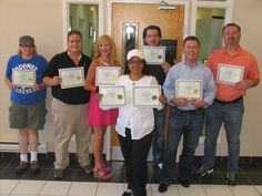 Please welcome the class of July 2015, going from left to right-Jessica Babylon, Jason Stuart(Franchisee), Tammy Henderson(Franchisee), Katrina Washington (Franchisee/with Ray Washington not in photo), Paulo Ricci, William Bunch(Franchisee), Bradley Reid. Congratulations everyone, welcome to the P&A Family