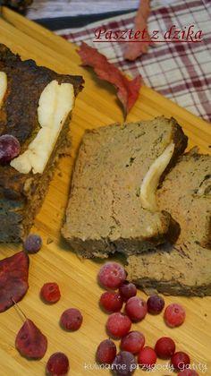 Kulinarne przygody Gatity: Pasztet z dzika