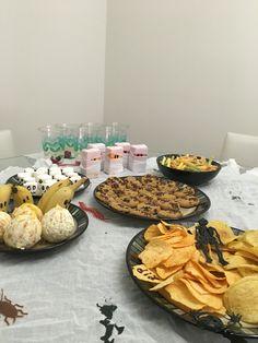 Spooky snacks!