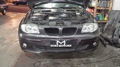 MIKI MOTORS oficina mecânica: BMW 120i Miki Motors