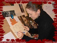 Workshop - Lucia Čaprnková Arts