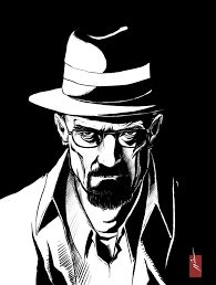 breaking bad black and white - Google Search