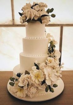 Ron Ben-Israel Wedding Cake Inspiration