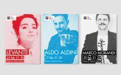 NOSV 2016 posters   bocanegrastudio.com #ideentity #branding #graphicdesign
