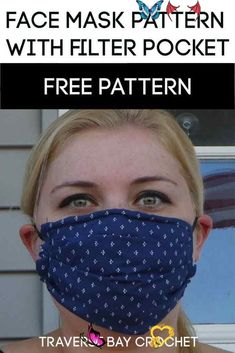<br> Sewing Patterns Free, Free Pattern, Pattern Sewing, Sewing Tutorials, Easy Face Masks, Diy Face Mask, Neymar, Crochet Faces, Scary Mask