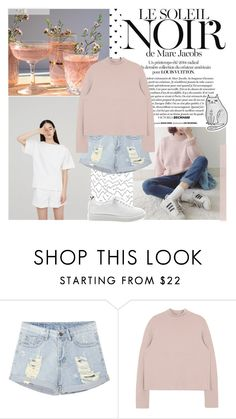"""2015: Looking Ahead"" by lucidmoon ❤ liked on Polyvore featuring Mode, Marc Jacobs und country"