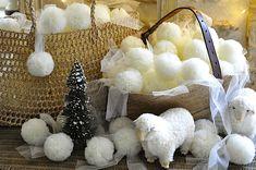 manon 21: Noël blanc en Provence