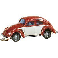 Cabriolet hellblau Maßstab 1:24 Modellauto NEU Welly 22091 VW Käfer Beetle °