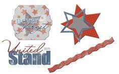 Patriotic Digital Freebies from Creative Memories - click to download!