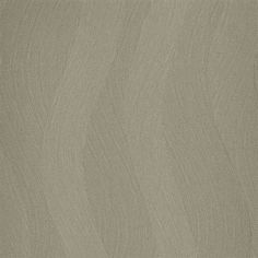 Like brushstrokes on a canvas, this wallpaper creates a soft and subtle texture for a room. Through the closely knit taupe pattern made of swooping lines, a hint of metallic silver ink is visible. Roc