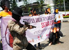 "Komunitas Pecinta Binatang Suarakan ""Senapan Angin Teror Bagi Satwa Liar"""