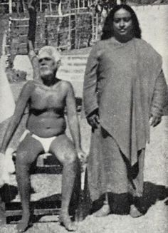#YogaConnection: Sri Ramana Maharshi and Paramahansa Yogananda
