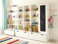 Toy storage unit (IKEA)