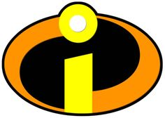 the incredibles logo printable logo you can print out the logo rh pinterest com