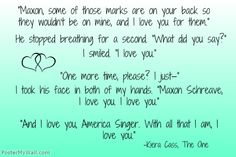 Made by 4everreading on PosterMyWall. All credit for the quote goes to Kiera Cass.