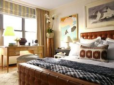 James Andrew bedroom   by The Estate of Things