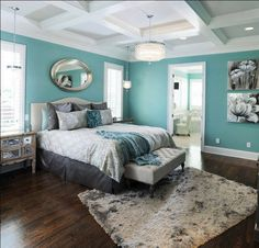 Best Paint Color for Each Room In Your House | Loren's World - Raindrop, Sherwin Williams
