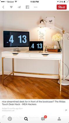Best Of Ikea Hack Reception Desk