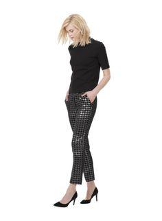 Dorchester Jacquard Trousers