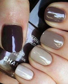 Groove Girl: Falling for Fall Colors | Manicure Monday