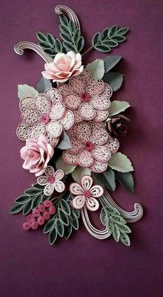Step By Step Guide On How To Make Paper Quilling Flowers – Quilling Techniques Neli Quilling, Paper Quilling Cards, Paper Quilling Flowers, Paper Quilling Tutorial, Quilling Work, Paper Quilling Jewelry, Paper Quilling Patterns, Paper Flowers Craft, Quilling Paper Craft