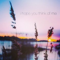 """I hope you think of me. """"Dear River"""" - Kina Grannis Photo Credit: @axelleverdierre"""