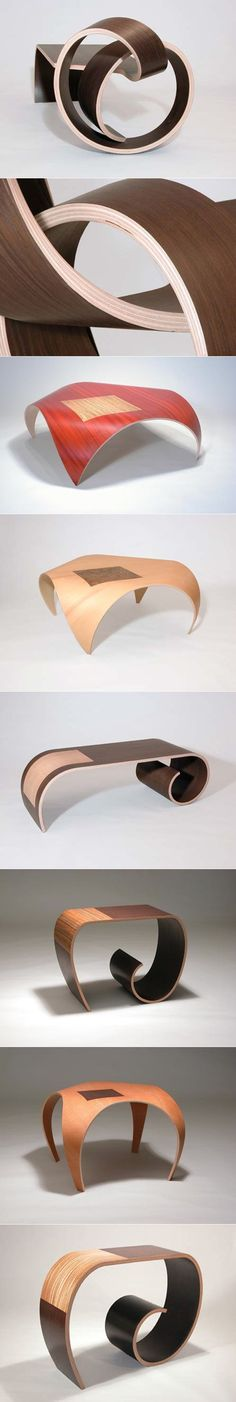 Kino Guérin présente la Why Knot Table - Journal du Design Wood Furniture, Furniture Design, Furniture Ideas, Table Cafe, Style Deco, Wood Design, Decoration, Knots, Concrete