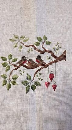 Bird Patterns, Points, Hand Embroidery, Art Drawings, Mary, Stitch, Cross Stitch Embroidery, Small Cross Stitch, Xmas