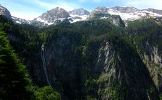 Röthbachfall - Höchster Wasserfall Deutschlands - Berchtesgadener Land Blog
