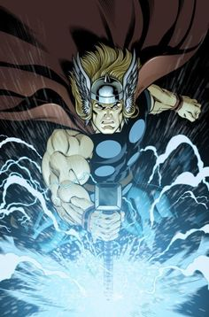 Thor by Ed McGuiness