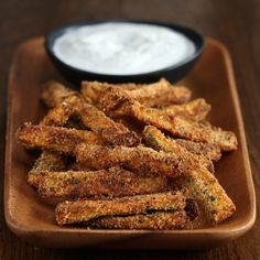 Zucchini Parmesan Fries   These Zucchini Fries Will Change The Way You Think About Fries Forever