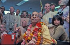 """Tribhuvanatha on Harinam: """"Don't Think You Have Better Ideas Than Lord Caitanya!"""" (5 min video)"""